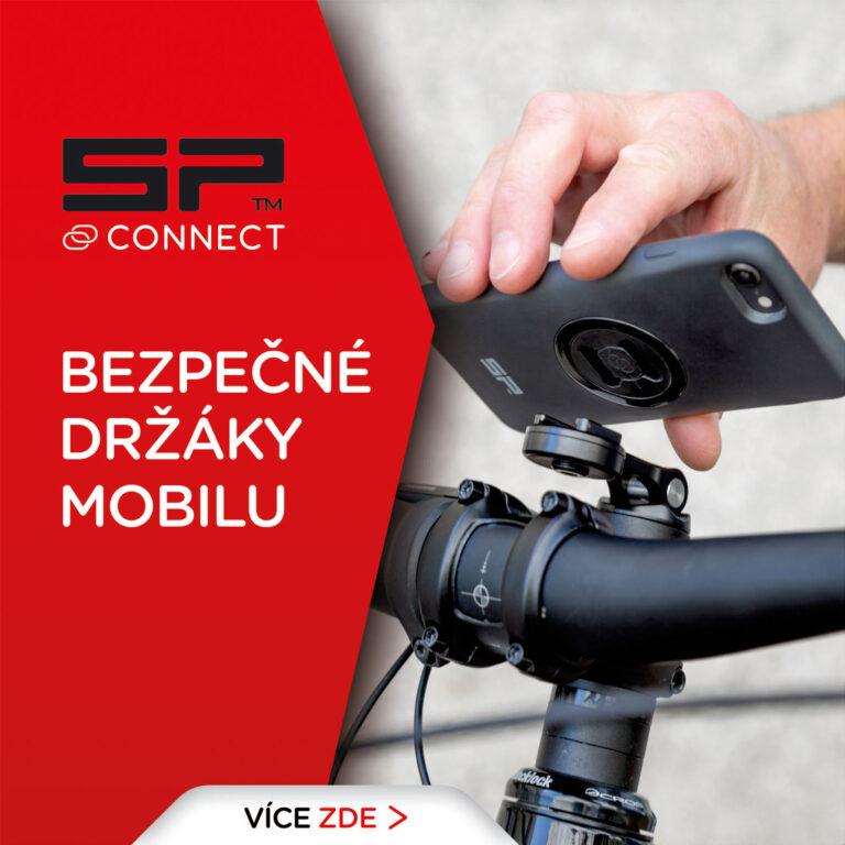 SP Connect držák mobilu na kolo